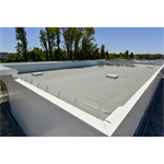alpal® self-protected single-layer waterproofing - renovation