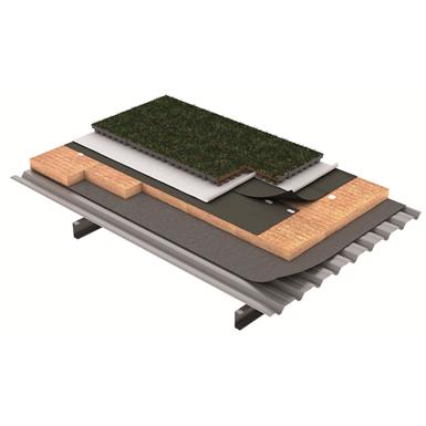 green deck roof (es)