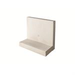 l-tec - length 99 cm - surface fairface concrete