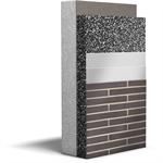 etics: collection / eps / acrylic brick slips