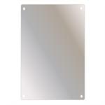 Mirror Series - Wall Mount Stainless Steel Mirror SSF-2436