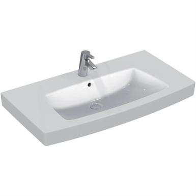 21/ventuno lavy vanity top 100 white