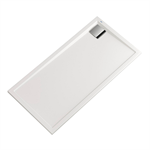 Sigma Rectangular shower tray 1400x700. Low profile.