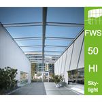 Schüco Skylight FWS 50