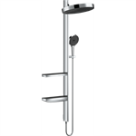 Rainfinity Showerpipe 360 1jet for concealed installation 26842000