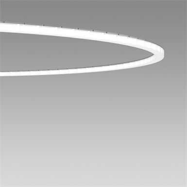 wiggle led circle ceiling and wall 3000k d3000 mm