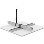 d116.de knauf board ceilings  - large-span metal grid