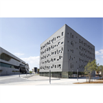 façade zinc - joint debout vmzinc en façade