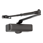 Tell Manufacturing DC100079 10175 Residential Door Closer, Brown