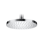 RAINSENSE 200 Metallic shower head for ceiling or wall