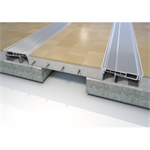 K MALL   Floor Expansion Joint