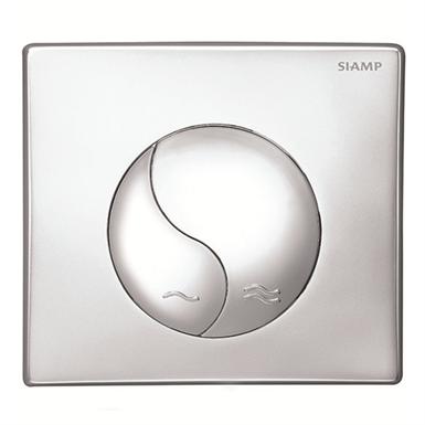 yin yang flush plate