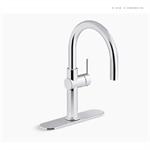 crue™ single-handle bar sink faucet
