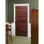 Commercial 5 Panel Door - K3050