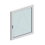 STRUGAL S46 Window (One-Leaf)