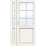 Interior Door Craft 102 Double unequal