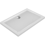 connect design receveur rectangulaire 120 x 80 cm
