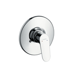 Focus Single lever shower mixer for concealed installation 31967000