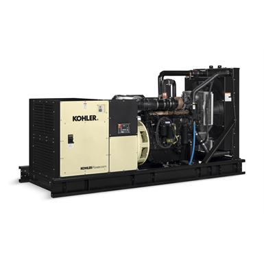 350REOZJD, 60Hz, Industrial Diesel Generator