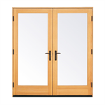 "Essence Series® In-Swing French Door, 1' 6"" to 12' 0"" Width, 6' 0"" to 8' 0"" Height"