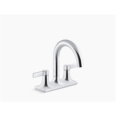 venza™ centerset bathroom sink faucet