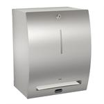 stratos electronic paper towel dispenser strx630