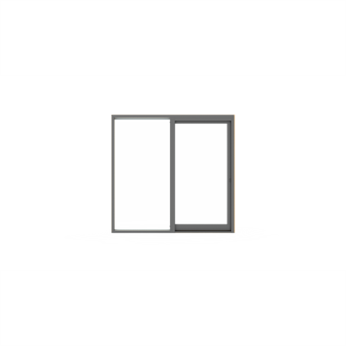Sliding door Clear A