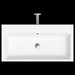 puro built-in washbasin 460x900