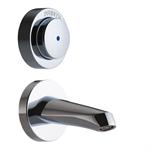 31660 presto 512s lavabo bec court - kit tc pour cloison de 1,5 à 200 mm lvl0