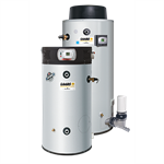 "U.H.E. ""Ultra High Efficiency"" - Commercial Water Heater - 60 and 100 Gallons"