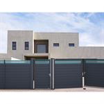 swing gate z (2 doors)