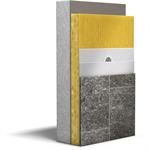 etics: collection / stone wool / stone