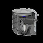 sanifos 610 - rainwater