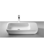 KHROMA 750 Over countertop basin