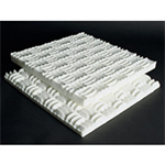 SONEXclassic™ - Melamine Foam Acoustical Baffles - Class A Fire Retardant, - Increased Absorption Surface Area