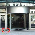 Puerta Giratoria RS-COLOR (4 hojas)