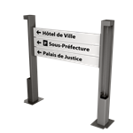 hedera signage support