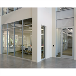 487 Series Office Partition System