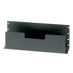 Cable Management Trough, 4 RU, 4 RU Lower or 2 RU Upper