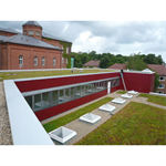 lightweight roof system solution