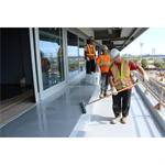 masterseal traffic 1500 - polyurethane waterproofing membrane systems for vehicular and pedestrian traffic-bearing areas
