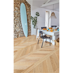 french oak authentic bois flotté, chevron