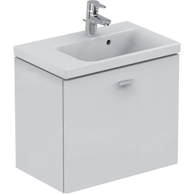 connect space vanity unit 590x375mm, 1 drawer