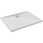 kyreo -  ceramic shower tray 100 x 80 x 4 cm