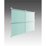 KLIMA - Facade - with insulated glass (double room)
