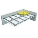 Siniat NIDA ceiling DK/MFC - 18