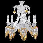 zenith charleston chandelier 8l