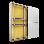 fclad® - fehr solution panneau de bardage fixations invisibles
