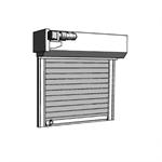firelock radiation conveyor shutter