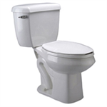 Z5560 - Pressure Assisted Toilet With EcoFlush™